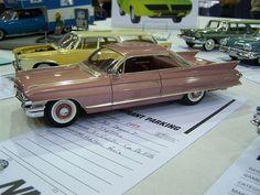 61 Cadillac Coupe De ville