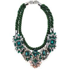 OOOK - Shourouk - Accessories 2012 Fall-Winter - LOOK 17 | Lookovore