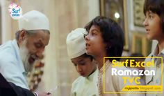 Surf Excel Ramzan - The Most Emotional & Heart Touching TVC 2016