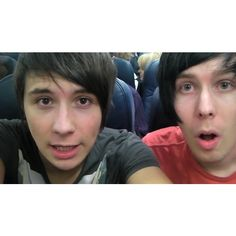 W/Phil danisnotonfire ❤ liked on Polyvore
