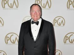 BEVERLY HILLS, CA - JANUARY Pixar and Walt Disney Animation Studios Chief Creative Officer John Lasseter attends the annual Producers Guild of America Awards at The Beverly Hilton Hotel on January 2014 in Beverly Hills, California.