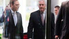 Nato-Verteidigungsausgaben: Gabriel rebelliert gegen Tillerson - SPIEGEL ONLINE - Nachrichten - Politik