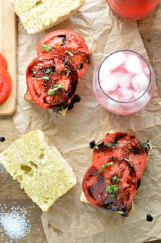 The Best Tomato Sandwich Ever