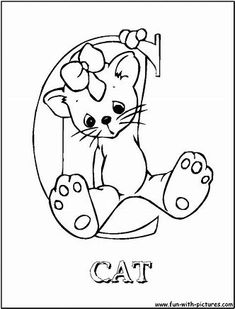 Image result for Precious Moments Coloring Pages Alphabet