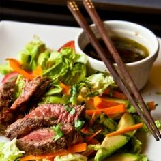 Thai beed salad: quick and easy fix!