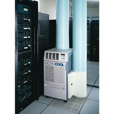 MovinCool OfficePro18 Portable Air Conditioner offers a portable self-contained design that easily moves and fits into tight spaces. http://www.air-n-water.com/product/officepro18.htm
