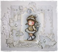 Something For You Tilda - Sweet Christmas Dreams Collection 2011