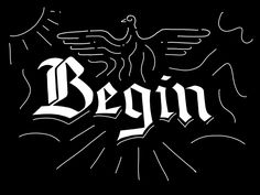Begin by Seong Lee