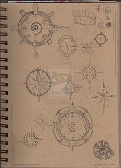 If i were to ever get a tattoo, it would be a compass.