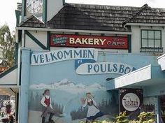 Wall mural in Poulsbo Washington! WE need to go here when Josh and Elizabeth move to Washington!