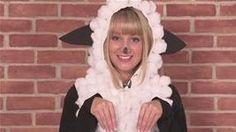 How To Make A Sheep Costume