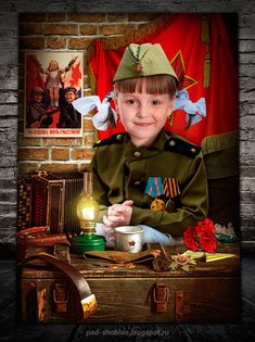 Psd Templates, Captain Hat, Collage, Photoshop, Blog, Blogging, Collage Art, Collages, Colleges