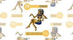 L'oro, metallo morbido e dal bell'aspetto, è stato oggetto del desiderio da migliaia di secoli.