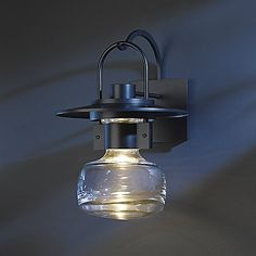 Mason Outdoor Wall Sconce by Hubbardton Forge at Lumens.com