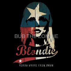 Blondie Texas