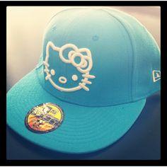 $45 New Era Hello Kitty Hat