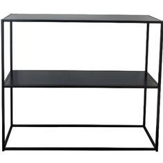 Domo sivupöytä, musta – Domo – Osta kalusteita verkossa osoitteessa Room21.fi