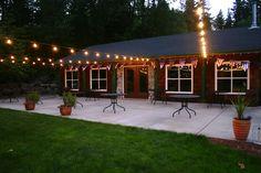 The Pour House At Cape Horn Estate Wedding Venue Near Vancouver WA
