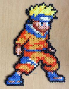 Naruto Perler Bead Sprite by strepie93 on deviantART