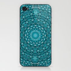 Mandala 2 iPhone & iPod Skin $15.00