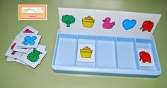 El baúl de A.L: Materiales Teacch Learning Games For Toddlers, Activities For Kids, Montessori Activities, Busy Book, Club, Tea, Autism, Teachers, Games