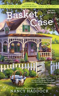 First in a crafty new cozy mystery series from national bestselling author Nancy HaddockThere isn't much crime in Lilyvale, Arkansas, but local authorities have their hands full with Ms. Sherry...