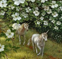 Ruth Sanderson Unicorns 03 end