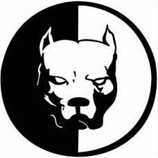 Bulldog autómatrica Pitbull Terrier, Pitbulls, Batman, Stickers, Superhero, Dogs, Fictional Characters, Art, Google