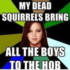 For the hunger games fans:) I laughed. quotes funny things