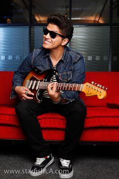 Bruno Mars, Frank Lothar Lange