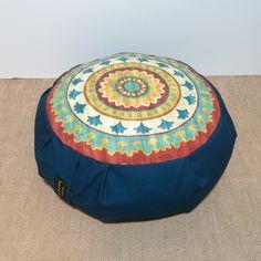Zafu Meditation Cushion by ByKarmaGirl on Etsy https://www.etsy.com/au/listing/261777988/zafu-meditation-cushion