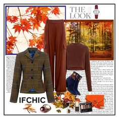 """""""Worldwide shipping: Show us your Ifchic style!"""" by carola-corana ❤ liked on Polyvore featuring WALL, Brunelli Designs, TIBI, Improvements, Eugenia Kim, Tory Burch, Karen Walker, Guerlain, Dolce&Gabbana and Burberry"""