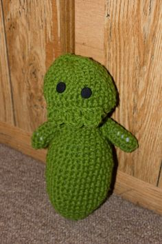 Cthulhu Doll for sale on etsy for $15