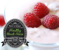31 Healthy Back to School snack ideas! #recipe #easy #healthy