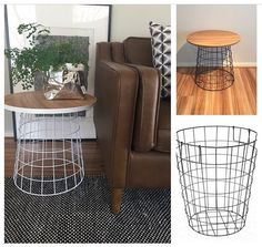 Perfect For Those Of You Out There That Missed Out On The Kmart Wire Side Table  Thisu2026