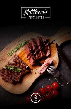 BBQ Glazed Sirloin