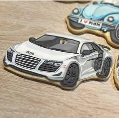 Galletas coches