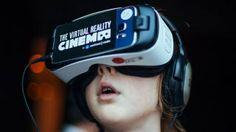 The Virtual Reality Cinema                                                                                                                                                                                 More