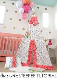 Image result for diy teepee tent pattern
