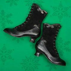 Miss L Fire Victorian boot