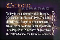 #Lent2015 #StJoseph #saints