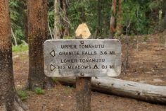 Colorado Day Hiking Trails - Grand Lake Side of RMNPUpper Tonahutu TrailOnahu Creek TrailStarting Elevation: 8765