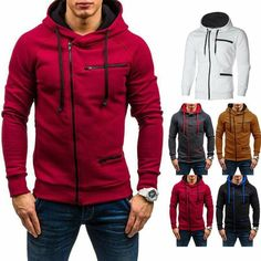 New Made In The Gym Stamp Red Raglan Hoodie sweater bodybuilding muscle workout