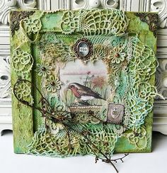 Viola: Fabric Art