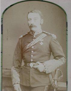 John Chard, Royal Engineers, VC - Commander of British Forces, Rouke's Drift British Soldier, British Army, Royal Engineers, British Colonial, African History, American Revolution, British History, Military History, World War