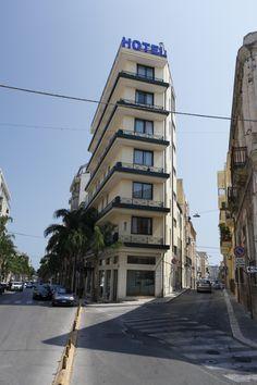 Hotel colonna nel Brindisi, Puglia