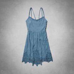 Womens Beth Dress | Womens Dresses & Rompers | eu.Abercrombie.com