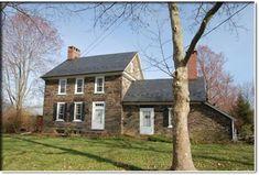 Bucks County Real Estate Bucks County Houses House Homes For Sale Bucks County Stone Farmhouse