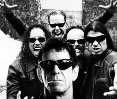 Lou Reed / Metallica