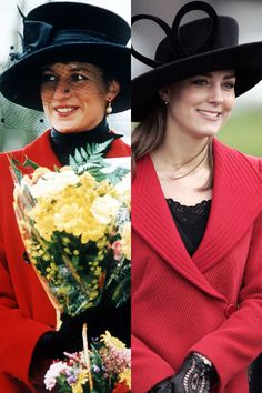 Kate and Diana: Princesses with Style